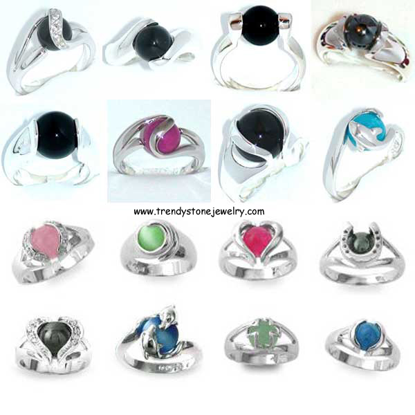 Rings With Stones That Interchangeable